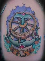 Hold Fast Tattoo Meaning 28