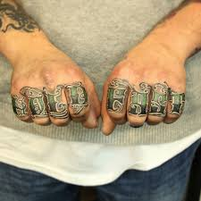 Hold Fast Tattoo Meaning 29