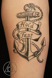 Hold Fast Tattoo Meaning 3