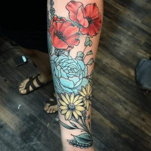 Honolulu Hawaii Tattoo Artist 19
