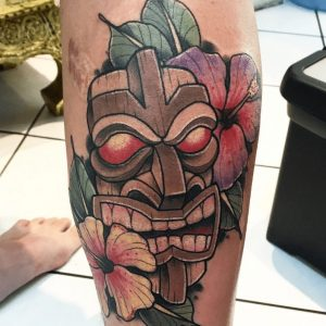 Honolulu Hawaii Tattoo Artist 20