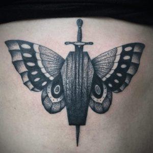 Portland Tattoo Artist 64
