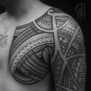 Honolulu Hawaii Tattoo Artist 3