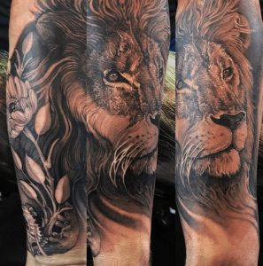 Honolulu Hawaii Tattoo Artist 18