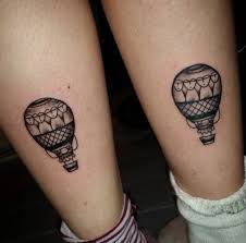 Hot Air Balloon Tattoo Meaning 31