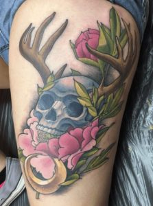 Houston Texas Tattoo Artist 38