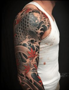 Houston Texas Tattoo Artist 12