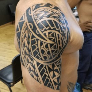 Houston Texas Tattoo Artist 5