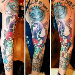 Houston Texas Tattoo Artist 39