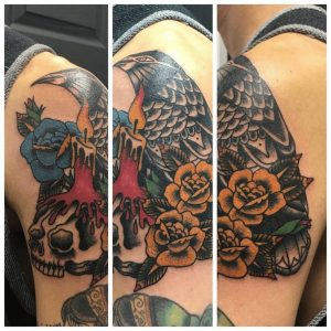 Huntington Beach Tattoo Artist Andrew Noriega 2