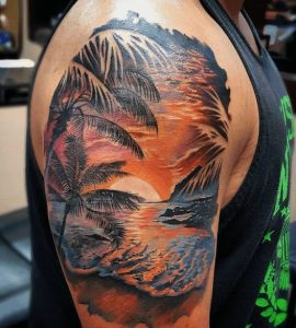 Huntington Beach Tattoo Artist 3