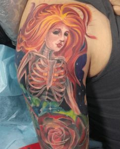 Huntington Beach Tattoo Artist 4