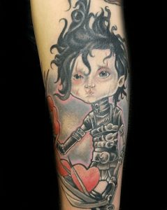 Huntington Beach Tattoo Artist Will Novotny 2