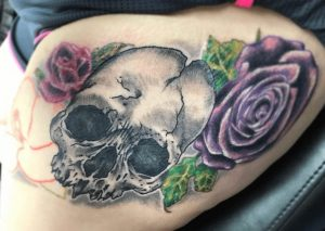 Best Floral Tattoo Artist 11