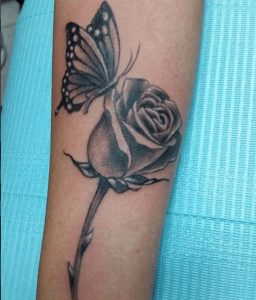 Best Floral Tattoo Artist 12