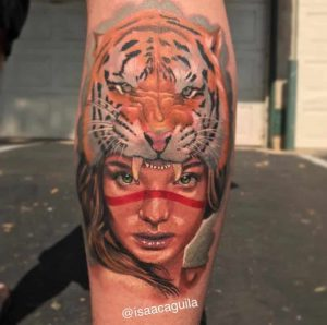San Diego California Tattoo Artist 53