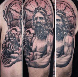 Black and Grey Tattoo Artist 30