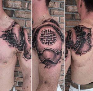 Jacksonville Florida Tattoo Artist 8