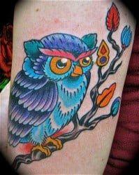 Jacksonville Tattoo Artist Mike Bruce