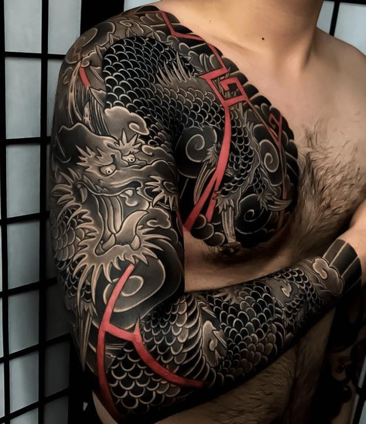 Japanese Tattoo Artists Chicago