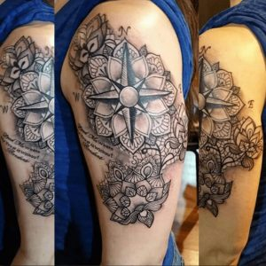 Kansas City Tattoo Artist Adam Loomis 3
