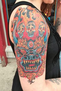 Kansas City Tattoo Artist Benjamin Carlson 2