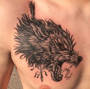 Kansas City Tattoo Artist Benjamin Carlson 3