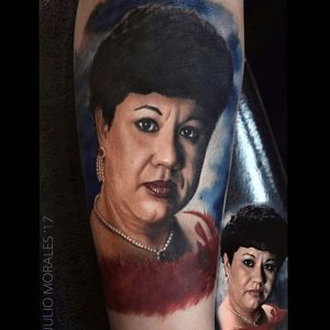 Portrait Tattoo Artist 5