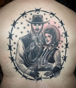 Kansas City Missouri Tattoo Artist 33