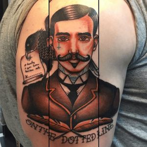 Kansas City Missouri Tattoo Artist 8