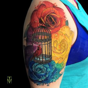 Kansas City Tattoo Artist Tyler Moody 3