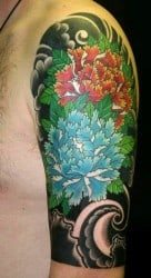 Kansas City Tattoo Artist Whispering Danny 4