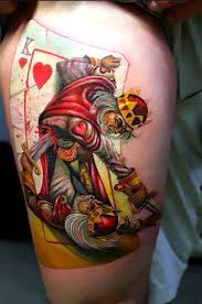 King Of Hearts Tattoo Meaning 45 Ideas And Designs