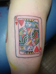 What Does King of Hearts Tattoo Mean? | Represent Symbolism