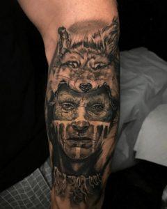 Las Vegas Tattoo Artist Daniel Rocha 3