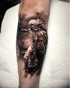 Las Vegas Tattoo Artist Daniel Rocha 4