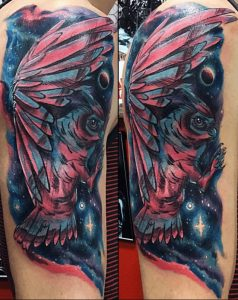 Las Vegas Tattoo Artist Das Frank 4