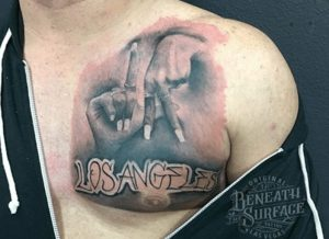 Las Vegas Tattoo Artist GabReal 1