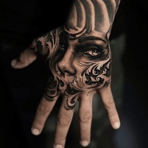 Las Vegas Tattoo Artist James Strickland 1