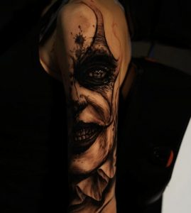 Las Vegas Tattoo Artist James Strickland 2