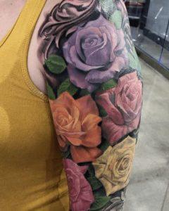 Las Vegas Tattoo Artist Joey Hamilton 3