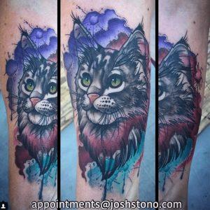 Las Vegas Tattoo Artist Josh Stono 2