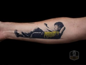 Long Beach Tattoo Artist Adrian Franco 2