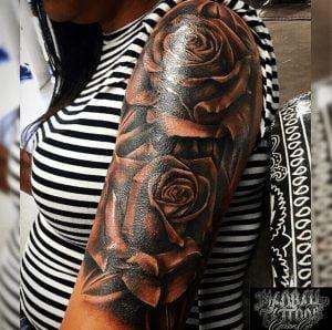 Long Beach Tattoo Artist Cyril Gomez 2