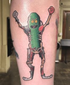 Long Beach California Tattoo Artist 27