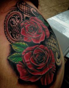 Long Beach Tattoo Artist Fernando Torres 1