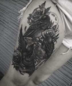 New School Tattoo Artist 19