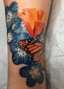 Long Beach California Tattoo Artist 22