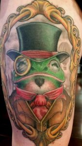 Long Beach Tattoo Artist Tim Shelton 2