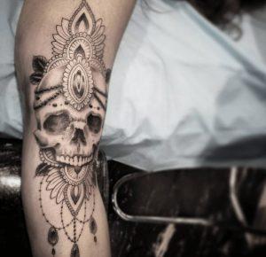 Long Beach Tattoo Artist Tim Shelton 3
